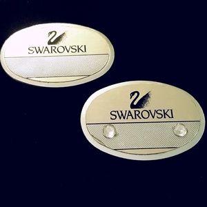 Swarovski Store Badges